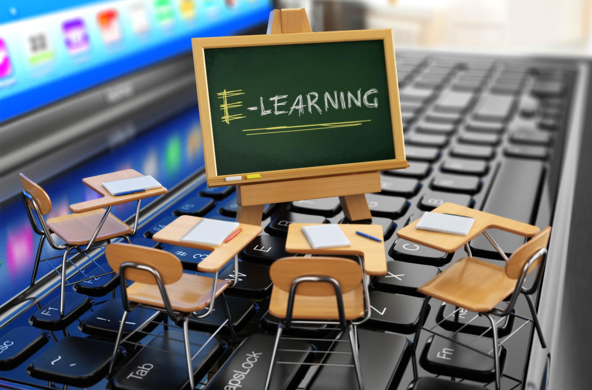 طرق التعليم أون لاين