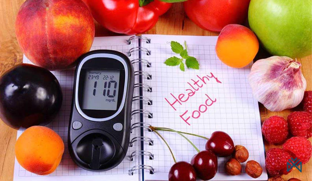 نصائح لنظام غذائي صحي لمرضى السكر