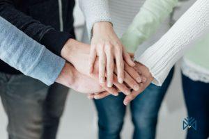 موضوع تعبير وبحث عن التعاون