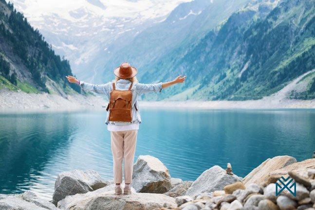 موضوع تعبير وبحث عن السياحة