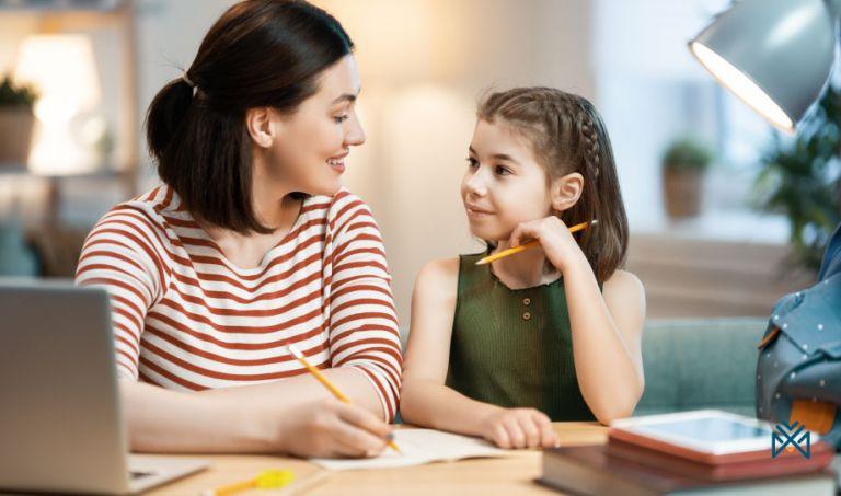 التعليم أون لاين للأطفال