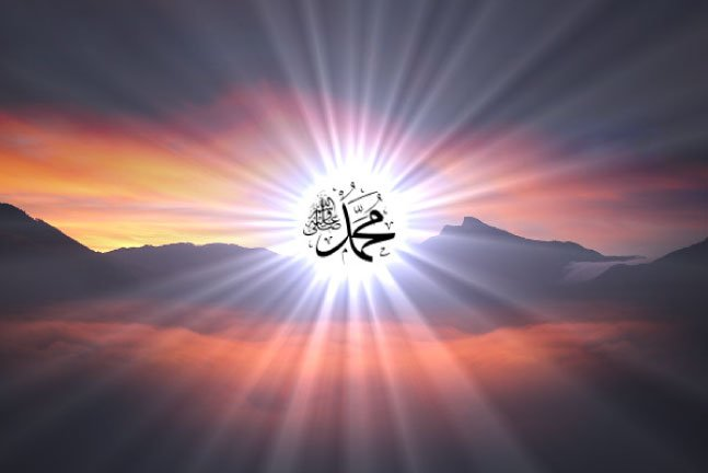 موضوع تعبير وبحث عن المولد النبوي الشريف