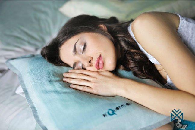 ( النوم ) كيف تنام بشكل أفضل