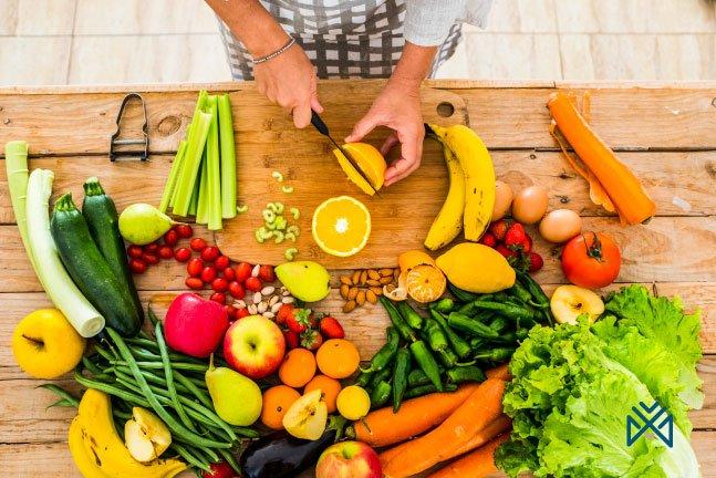 اتخاذ خيارات غذائية صحية