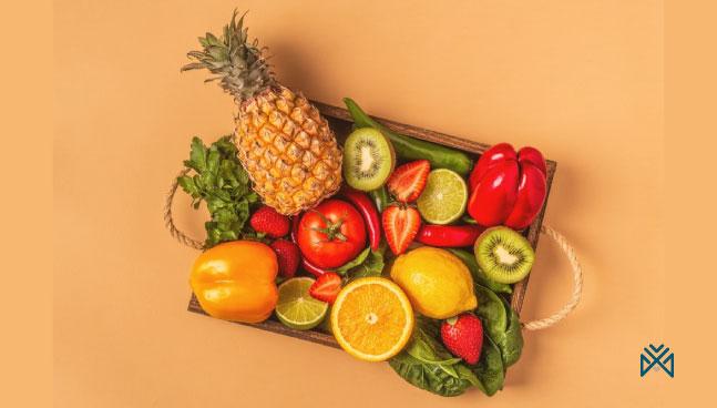 10 أطعمة تحتوي على فيتامين سي أكثر من البرتقال