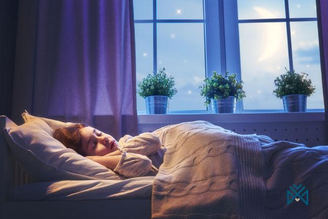 You are currently viewing أسرع طريقة للنوم في 60 ثانية ؟